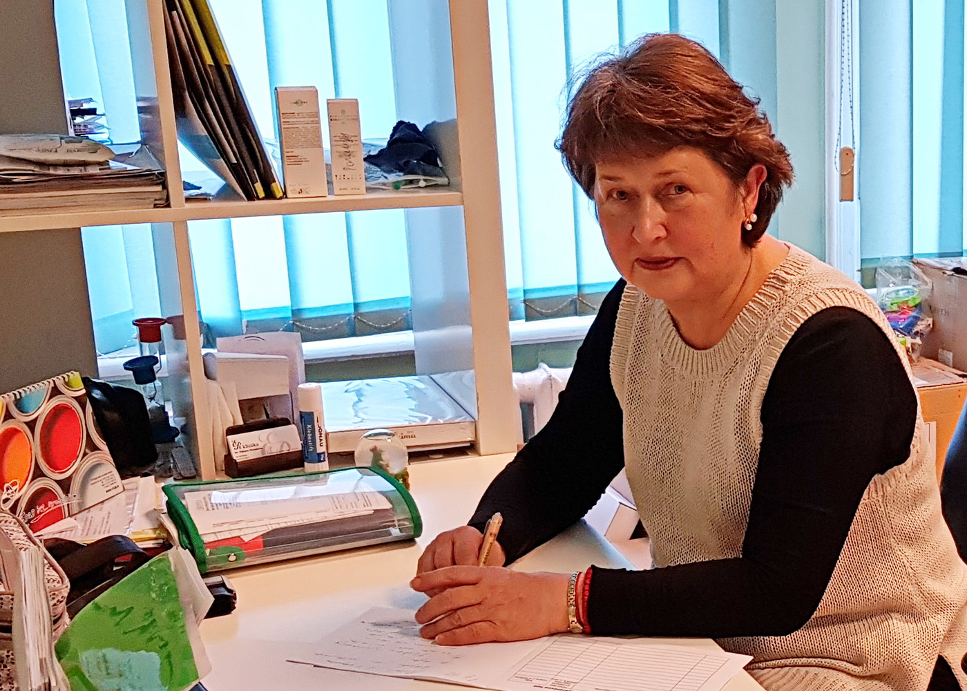 Dr. Ludmila Čigorevska